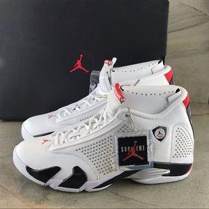 Jordan 14 Retro Supreme Size 11NIB